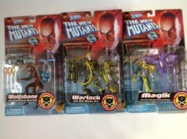 The New Mutants-Magic, Warlock, Wolfsbane-rare, unopened - $38.36