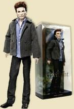 Twilight 2009 Barbie Edward Doll NIB Mattel Pink Label - $33.40