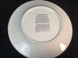"""Tri State Pottery Festival 1989 Homer Laughlin Home 10 1/4"""" Plate by Hans Hacker image 4"""