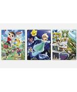 "CLUB NINTENDO Set of 3-22""x28"" Original Nintendo Poster Zelda Smash Mari... - $122.49"