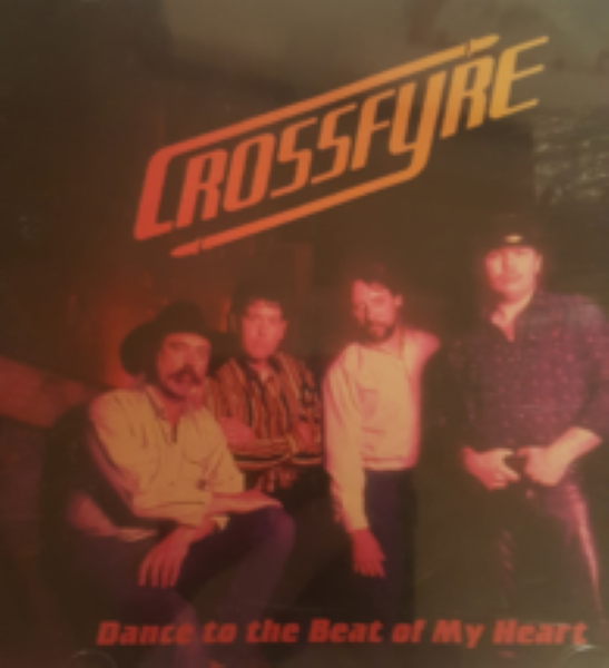 Dance To The Music Of My Heart by Crossfyre Cd