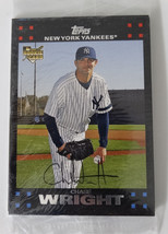 2007 Topps Factory Bonus Set Pack of 5 Baseball Cards - $8.00