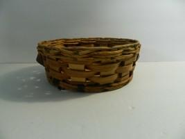Vintage Pyrex Wicker Wood 2 Qt Casserole Dish Holder Cradle Fits 024 624 684 image 2