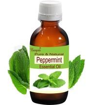 Peppermint Pure Natural Essential Oil- 5 ml - 250 ml Mentha arvensis by Bangota  - $8.96+