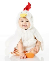 Carters Chicken Halloween Costume Size 12 Months Boy or Girl 2 Piece Set - £29.69 GBP