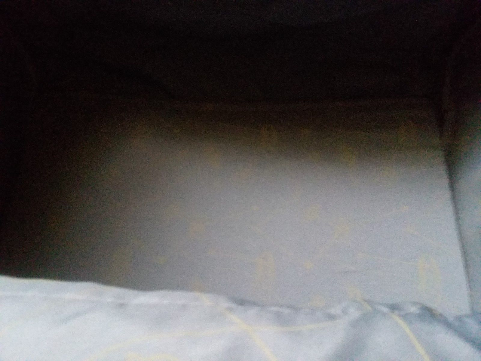 Samsonite Gray Yellow Travel Case Duffel Luggage image 9