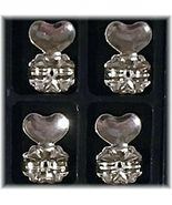 Magic Bax Earring Lifters by Lori Greiner (Set of Two) Sterling Silver  NIB - $19.99