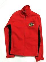 Chicago Blackhawks Zip Up Jacket Size Medium - NHL Official Licensed Pro... - $39.95