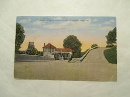 Vicksburg Mississippi Postcard Approach to Bridge MS - $5.99