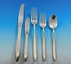 Michele by Wallace Sterling Silver Flatware Set for 8 Service 40 Pieces - $2,400.00