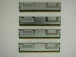 NOT FOR PC! 8GB 4x2GB Memory Dell Precision Workstation 490 FB-DIMM TESTED