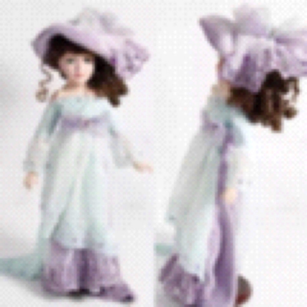 Primary image for Porcelain Doll duchess Mary Beatrice