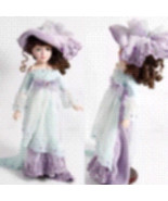 Porcelain Doll duchess Mary Beatrice  - $125.00