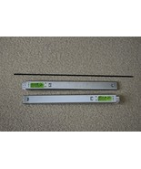 Kenmore/LG Stainless Steel freezer Door rail assembly MGT61844002 & MGT6... - $59.00