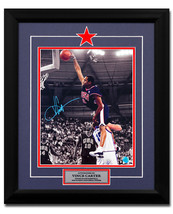 Vince Carter USA Basketball Autographed Spotlight 2000 Olympic Dunk 23x1... - $205.00