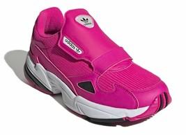 Adidas Originals Women's Falcon RX Shoes Size 6M EE5114 Pink/Black/White - $57.92