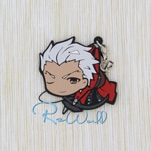 Japan Anime Fate Stay Night Archer EMIYA Keychain Rubber Strap Pendant ... - $4.93