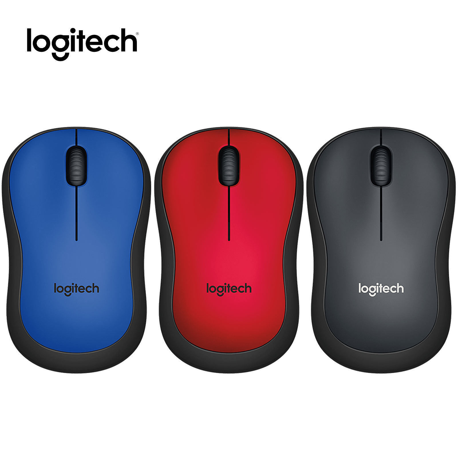 b35cd19072b Logitech M221 SILENT 3 Buttons Wireless and 50 similar items
