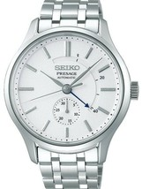 AUTHORIZED DEALER Seiko SSA395 Presage Cocktail Stainless Steel Automati... - $668.25