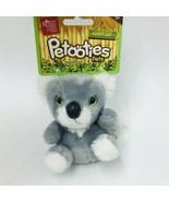 "Russ Petooties Pets Koala Jungle Friends 5"" Beanbag Plush Adopt Me New - $14.99"