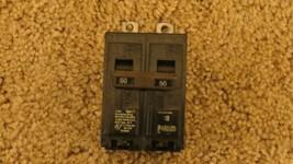 Siemens I.T.E. NE-7138 2 Pole Type Bl Circuit Breaker Bolt On - $19.75