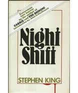 VINTAGE 1978 Stephen King Night Shift Hardcover Book - $79.19