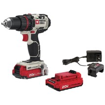 """Porter-cable 20-volt Max* 1 And 2"""" Cordless Drill And Driver Kit PO... - $200.50"""