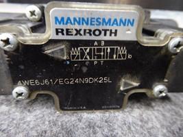 Rexroth Hydraulic Valve 4WE6J61/EG24N9DK25L image 2