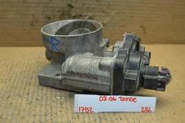 03-06 Chevrolet Tahoe Throttle Body OEM ETB0019 Assembly 282-17b2 - $16.99