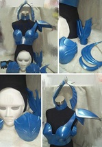 Saint Seiya Eagle Marin Eagle Cloth Cosplay Armor - $330.00