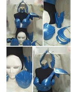 Saint Seiya Eagle Marin Eagle Cloth Cosplay Armor - $313.50
