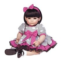 "NEW! Baby Doll Lifelike Realistic Handmade Vinyl 20""   - $177.10"
