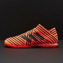 Adidas Nemeziz Tango 17+360 Beweglichkeit in Fußballschuhe Orange / Core Schwarz - $104.45+