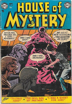House of Mystery Comic Book #6 DC Comics 1952 FINE- - $140.21