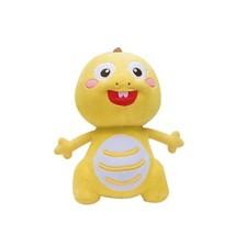VIPKID Stuffed Dino- Authentic Dino Baby Dinosaur Doll Plush Toy 8 Inche... - $37.11