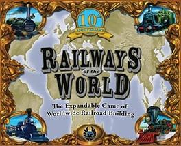 Railways of the World 10th Anniversary Edition - $154.01