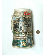 1990 COORS 147356 Collectors Edition (1935 print) Beer Stein Mug Made In... - $24.73