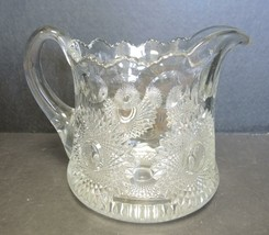 1910 Heisey 80 Oz Jug - Sunburst Pattern - $94.99