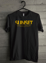 SUNSET Men's T-Shirt - Custom (1483) - $19.12+
