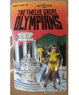 Vtg 1980s Accoutrements 12 Great Olympians Hades Action Figure MOC Mint ... - $34.99