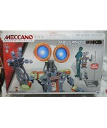 MECCANO MECCANOID G15 KS PROGRAMABLE 4 FOOT ROBOT NEW IN BOX 1223 PIECES!! - $247.45