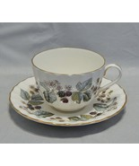 Royal Worcester England Lavinia Cup and Saucer Set - $16.83