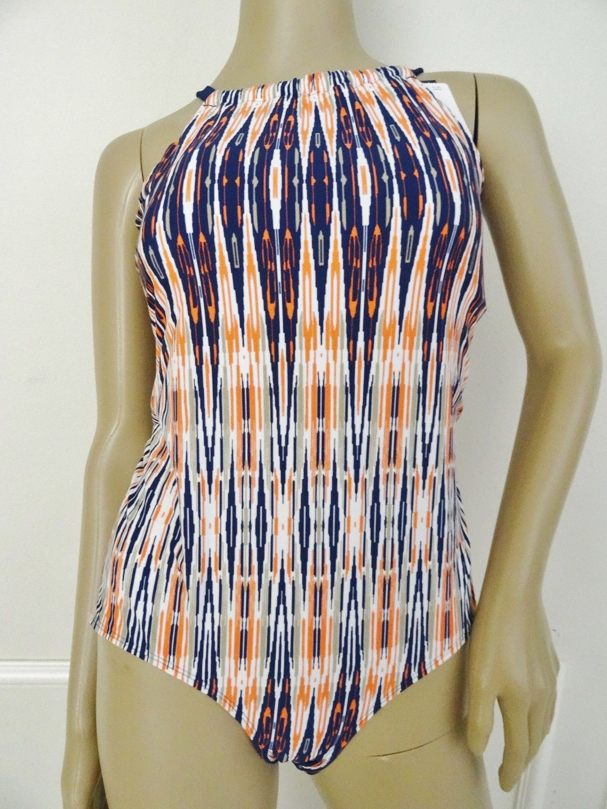 e5a31afd4ff07 Nwt Jones New York 1 PC One Piece High Neck and 50 similar items