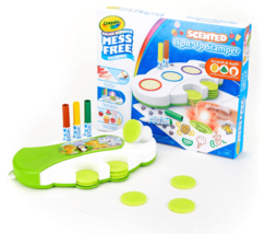 Crayola Color Wonder Light Up Stamper with Scented Inks Gift for Kids Ages 3-6 image 2