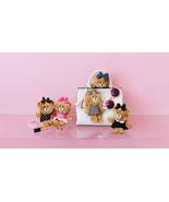 "LINE Friends CHOCO Bag Charm Doll (17cm, 7"") Character Costume Key Ring ... - $29.99"