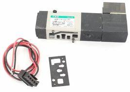 CKD 4KB119-00-C2-DC24V-P7 SOLENOID VALVE 24V, 4KB11900C2DC24VP7 image 4
