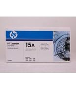 2X HP 15a LaserJet Toner Cartridge C7115a Black Hewlitt Packard Genuine OEM - $29.91