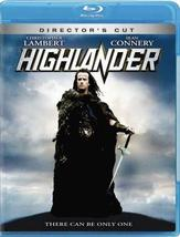 Highlander Director's Cut (Blu-ray)