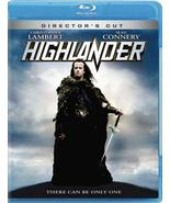 Highlander Director's Cut (Blu-ray) - $4.95