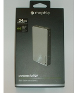 mophie Powerstation dual-USB 6000mAh Battery Pack Space Gray - $25.00